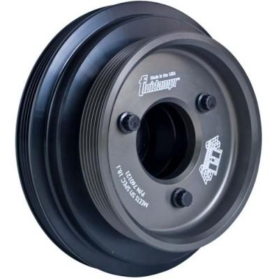 Fluidampr Chevy LS3 / L99 Camaro w/ Unerdrive Steel Internally Balanced Damper