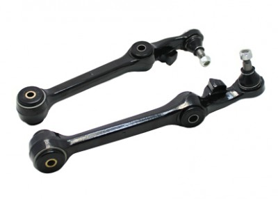 GTO Whiteline Front Lower Control Arms w/Poly and Ball Joints - WA130A