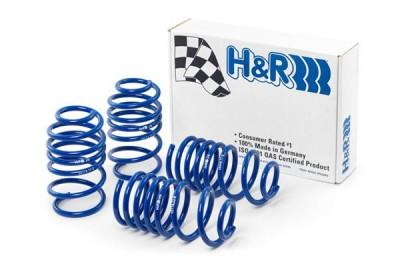 Camaro H&R Super Sport Springs - 2010-11 V6 Coupe - 2011 V6/V8 Convertible