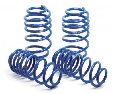 Camaro H&R Super Sport Springs - 2010-2011 SS Coupe