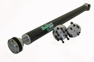DSS Charger Hellcat Automatic H90/ 230mm Rear Carbon Fiber 1-Piece CV Driveshaft