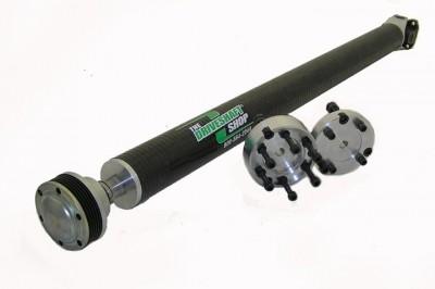 DSS G8 1 Piece Carbon Fiber 3.375in Driveshaft w/CV 2009 GXP Manual