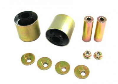 G8/SS Whiteline Front Radius Arm Bushings - w/Caster Lock Washers - W83172