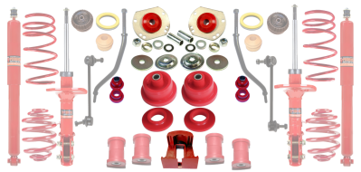 GTO Pedders Street 1 Bushing Package